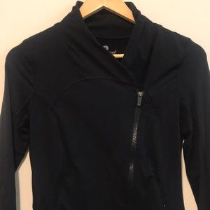 90 Degree by Reflex Side Zip Jacket, Size Small